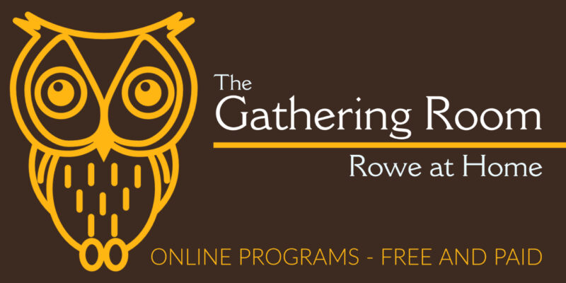 The Gathering Room main slider